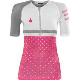 Compressport TR3 Aero Top Ironman 2017 Damen pink